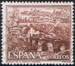 Stamps Europe - Spain -  TURISMO. PUENTE DE SAN MARTÍN EN TOLEDO