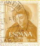 Stamps Spain -  San Vicente Ferrer