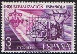 Stamps Europe - Spain -  INDUSTRIALIZACIÓN ESPAÑOLA