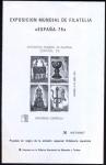 Sellos de Europa - España -  1975 4 Abril Exposición Mundial de Filatelia