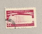 Stamps Bulgaria -  Fábricas