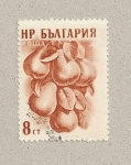 Sellos de Europa - Bulgaria -  Peras