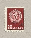 Stamps Bulgaria -  Escudo
