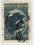 Stamps : America : Argentina :  República Argentina: ganadería