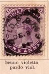Stamps America - United States -  Indias Britanicas Ed 1882