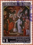 Stamps : America : Colombia :  Congreso Ecuarístico Internacional