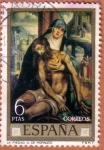 Stamps : Europe : Spain :  La Piedad