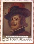 Stamps Romania -  Filip al IV