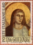 Stamps : Europe : Italy :  Giotto