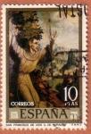 Stamps : Europe : Spain :  San Francisco de Asis