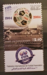 Stamps Israel -  100 AÑOS F.I.F.A.