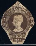 Stamps Brazil -  Personaje