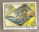 Sellos de America - Cuba -  Día del Sello