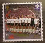 Sellos de Europa - Reino Unido -  ISLA OF MAN, MUNDIAL FUTBOL ALEMANIA 06