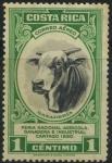 Sellos de America - Costa Rica -  SC197 - Feria Nacional Agricola, Ganadera e Industrial