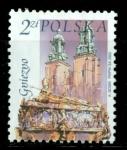 Sellos del Mundo : Europa : Polonia : Gniezno