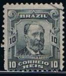 Stamps Brazil -  Scott  174  Aritides Lobo (2)