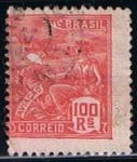 Stamps Brazil -  Scott  242  Aviacion
