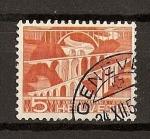 Sellos de Europa - Suiza -  Tecnicas y Paisajes.