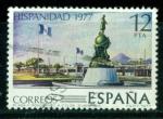 Sellos de Europa - España -  Hispanidad. Guatemala