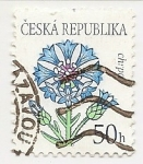 Stamps : Europe : Czech_Republic :  Flores