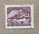 Stamps Hungary -  Sümegivar