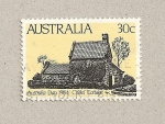 Stamps Australia -  Día de australia 1984