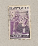 Stamps Australia -  Tradición de servicio