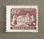 Stamps Hungary -  Egervervar