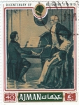 Stamps : Asia : Saudi_Arabia :  bicentenario de Bethoven