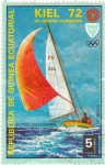 Stamps Spain -  Juegos Olimpicos 1972