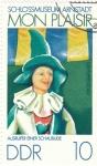 Stamps Austria -  Mon Plaisir