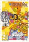 Stamps Spain -  JUEGOS OLIMPICOS DEL 1992