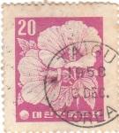 Stamps : Asia : North_Korea :  FLORES