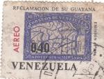Stamps : America : Venezuela :  RECLAMACION DE SU GUAYANA