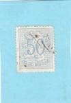 Stamps : Europe : Belgium :  POSTAL