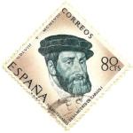 Stamps Spain -  IV Centenario de la muerte de Carlos I