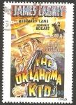 Sellos del Mundo : Africa : Santo_Tomé_y_Principe : 1240 - James Cagney en la película El chico de Oklahoma