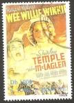 Sellos del Mundo : Africa : Santo_Tomé_y_Principe : 1244 - Shirley Temple en la película La mascota del regimiento