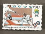 Stamps Cuba -  Deportes diversos