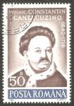 Sellos de Europa - Rumania -  3904 - Constantin Cantacuzino, historiador