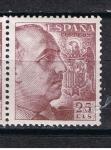 Sellos de Europa - España -  Edifil  1048  Cid y General Franco.