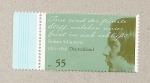Stamps Germany -  Texto de Robert Schumann