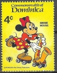 Stamps Dominica -  commonwealth of Dominica