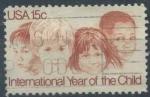 Sellos del Mundo : America : Estados_Unidos :  Año Internacional del Niño