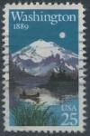 Sellos de America - Estados Unidos -  S2404 - Washington - 1889