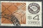Sellos de America - México -  Materiales de Construccion