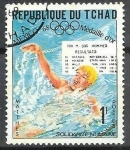 Stamps of the world : Mexico :  Republique du Tchad