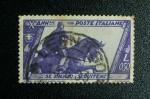 Sellos de Europa - Italia -  Estatua de Mussolini. Bologna