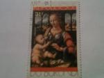 Stamps Africa - Burundi -  republique du burundi